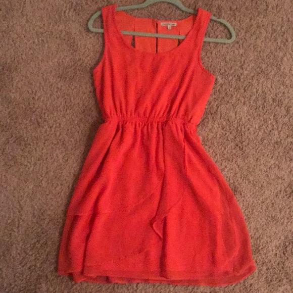 Charlotte Russe Dresses & Skirts - Coral dress